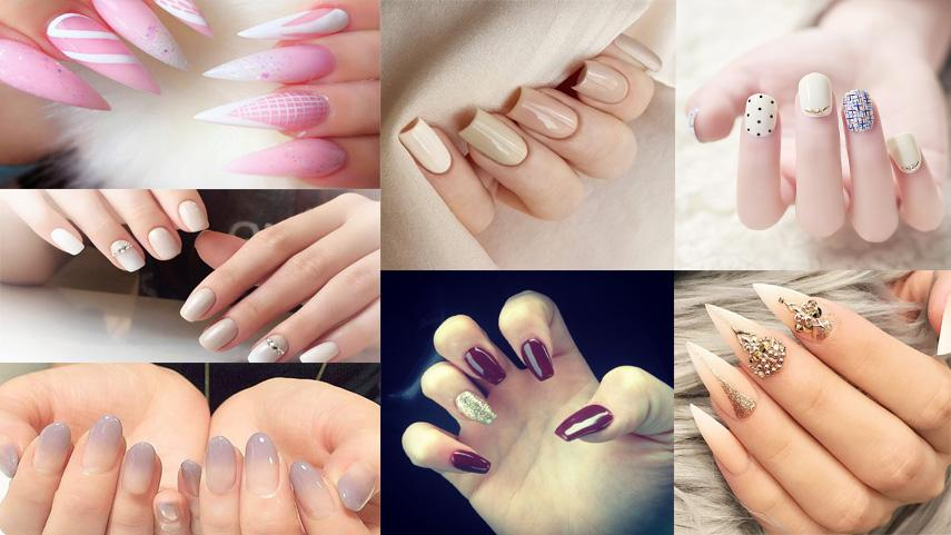 The Nail Arts 8 Nail Shape Trends 2018 Nail Trends That Are