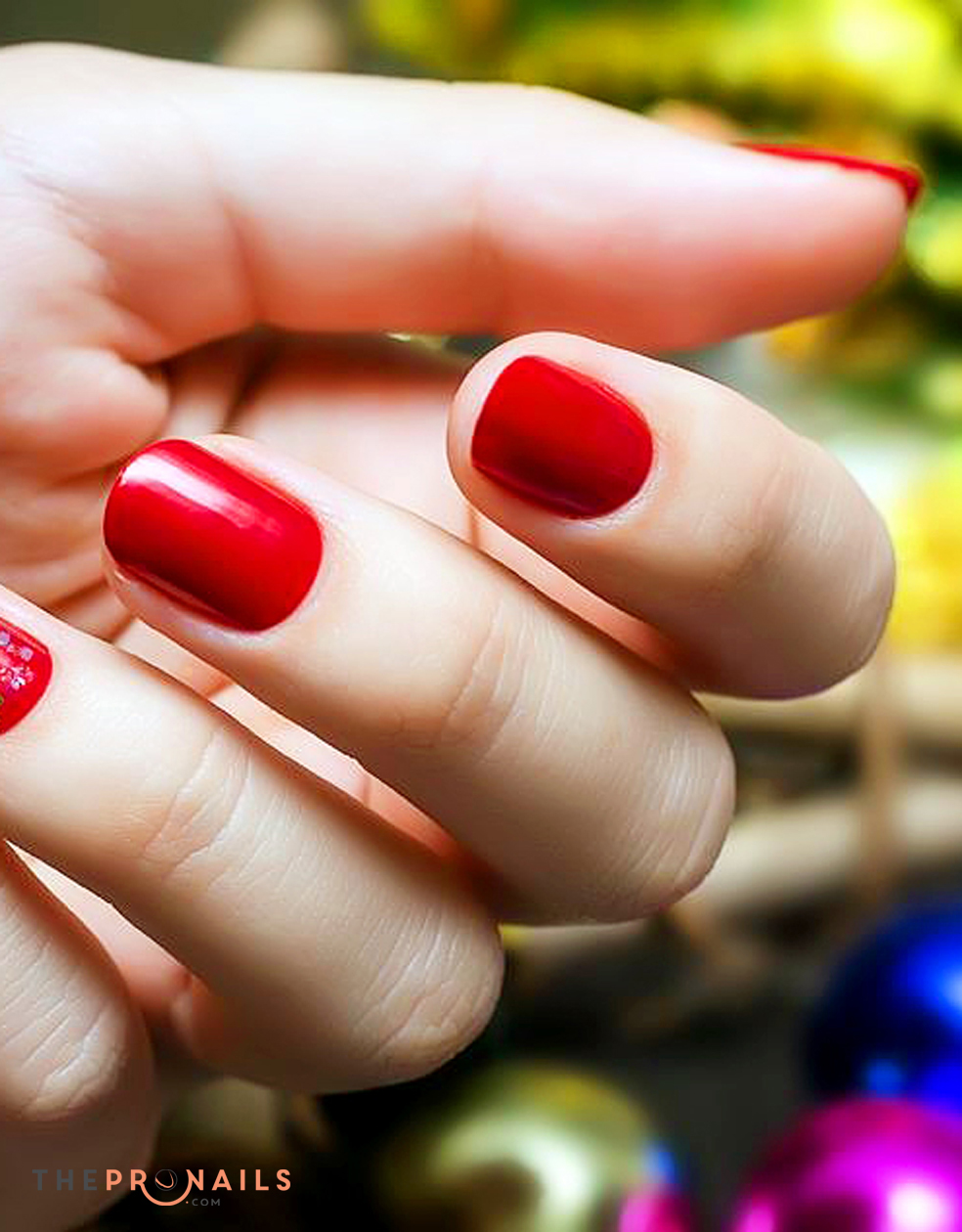 The Nail Arts Classic Manicure